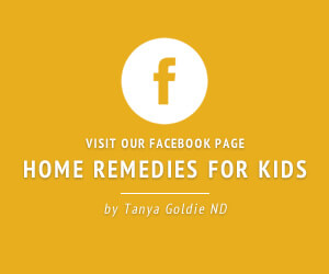 home remedies for kids facebook